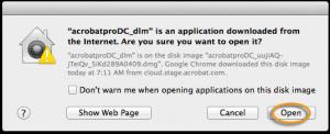 Hướng dẫn cài đặt bản dùng thử của Adobe Acrobat Pro DC