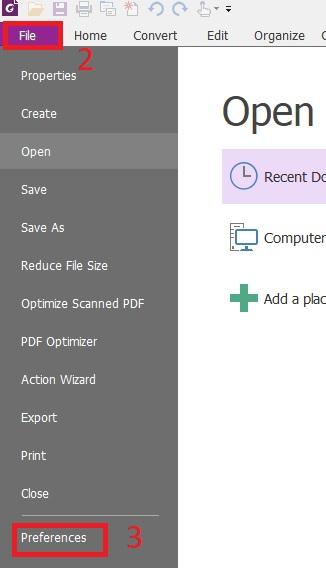 Hướng dẫn bảo vệ file PDF khi dùng Foxit Reader