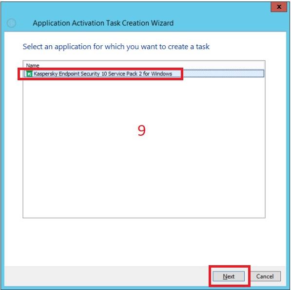 Hướng dẫn add key cho Client trong Kaspersky Security Center