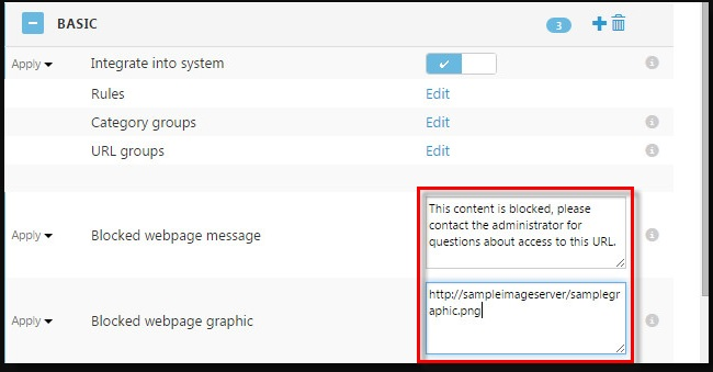 Tạo rule để kiểm soát Web bằng ESET Remote Administrator