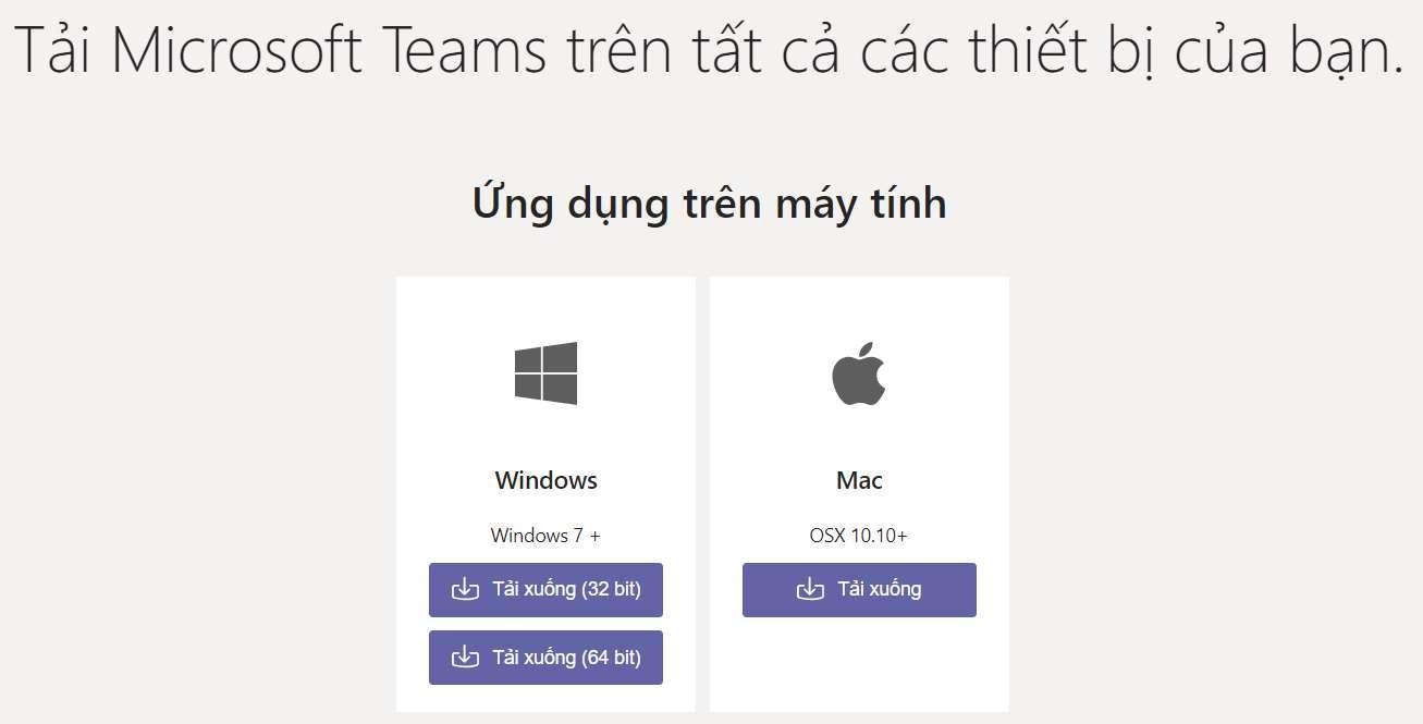 Hướng dẫn sử dụng Microsoft Teams Cơ Bản